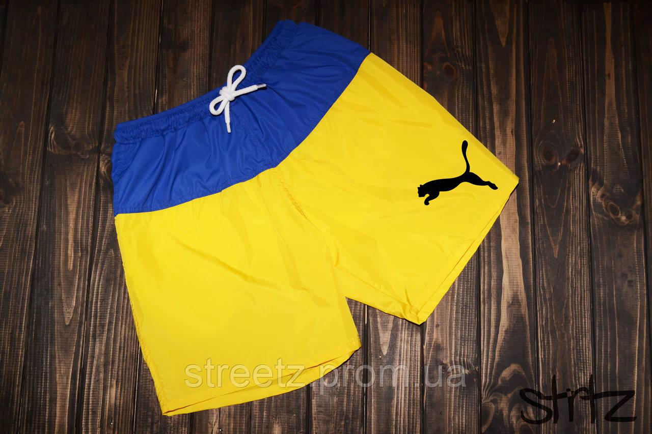 Шорты Пума  (Swim Shorts Puma)