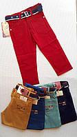 Детские джинсы для мальчиков 1-4 лет Турция. Оптом Мята (2661)