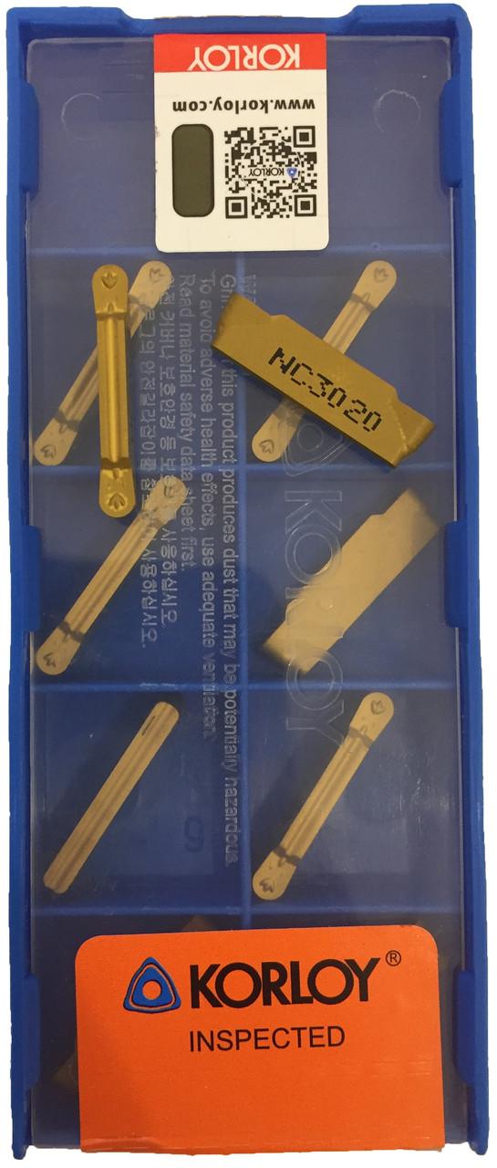 Пластина KОRLOY MRMN300-M NC3020