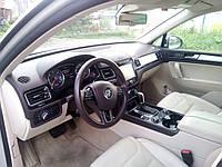Салон б.у на Фольксваген Туарег (Volkswagen Touareg) 2010-2017, фото 1