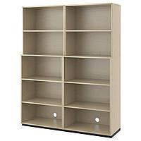 IKEA GALANT (091.849.38) Шкаф для документов, серый