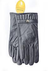 Женские кожаные перчатки 4-780, фото 3
