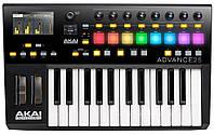 Миди-клавиатуры AKAI Advance 25