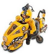 Модельки автомобилей и мотоциклов