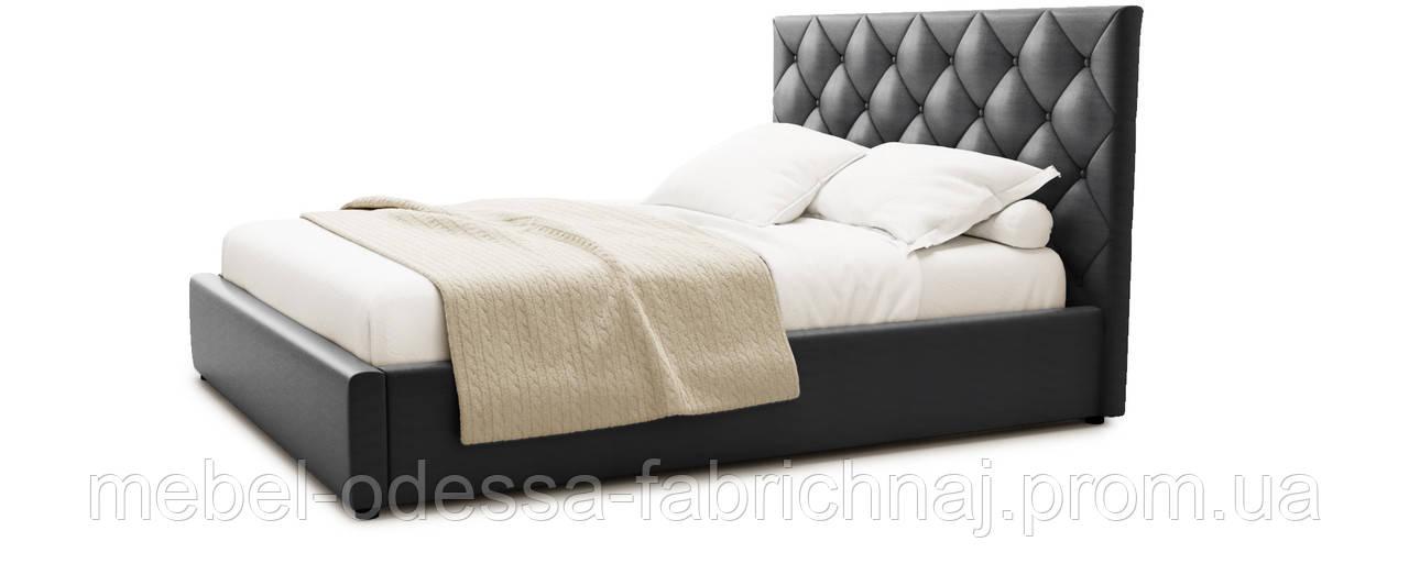 Двуспальная кровать Нью-Йорк Ромбы Зевс
