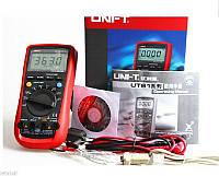 Цифровой мультиметр UNI-T UT61C (UTM 161C) +ПО