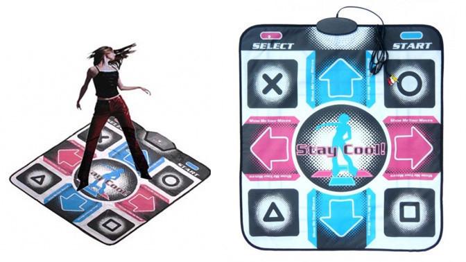 Танцевальный коврик X-treme dance mate TV + PC
