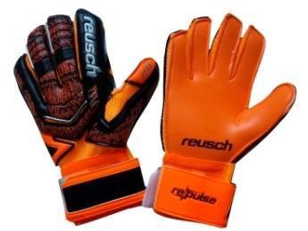 Перчатки Вратарские (оранжево-черные) Reusch M1