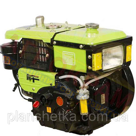 Двигатель дизельный Кентавр ДД 180 В (8л.с., дизель), фото 2