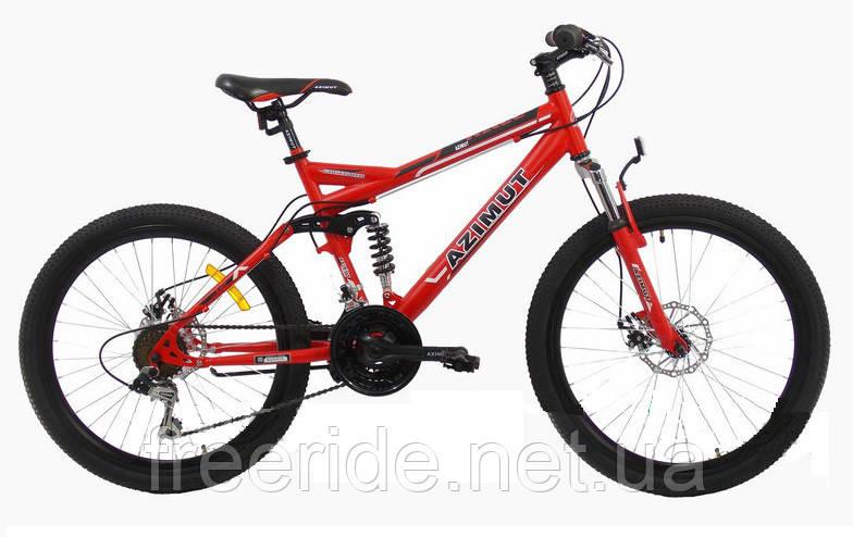 Подростковый Велосипед Azimut Race 24 D