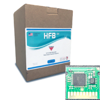 УФ-чернила Triangle HFB для HP FB500/700/900