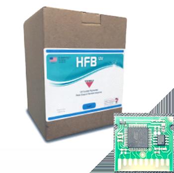 УФ-чернила Triangle HFB для HP FB500/700/900, фото 2