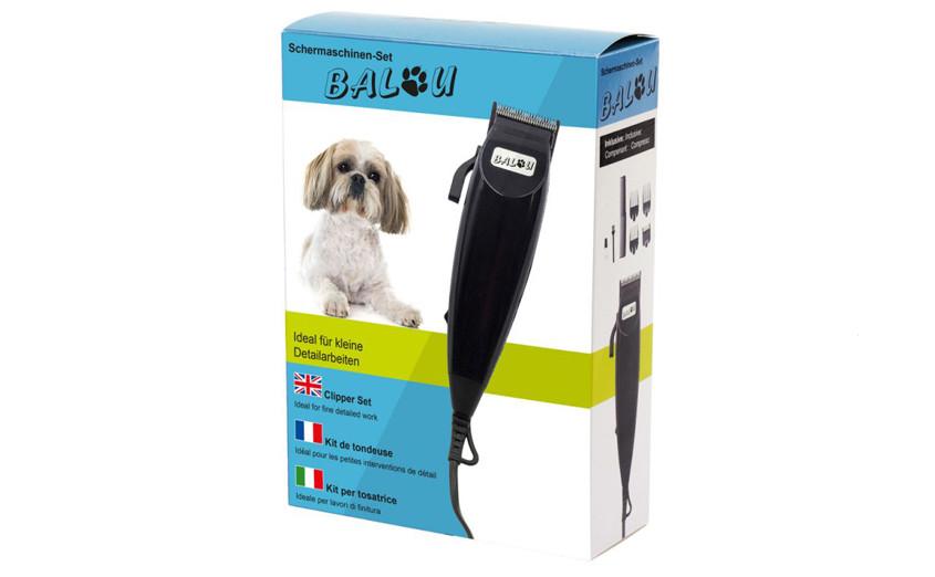 Немецкая машинка для стрижки собак и кошек Balou