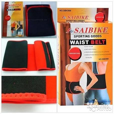Пояс для похудения Saibike Waist Belt, фото 2