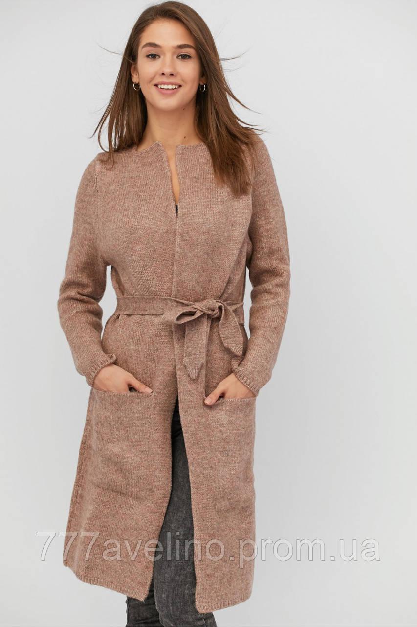 кардиган женский вязаный длинный шерстяной купить в харькове украине свитеры и