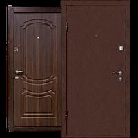 Входные двери нестандарт 190 см металл/мдф