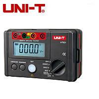 Измеритель сопротивления заземления UNI-T UT521