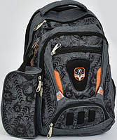 Рюкзак для мальчика с пеналом