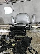 Бампер передний в сборе б.у на Фольксваген Туарег (Volkswagen Touareg) 2010-2017