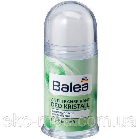 ДезодорантBALEA Deo-Stick Сенситів 100г (твердий кристал)
