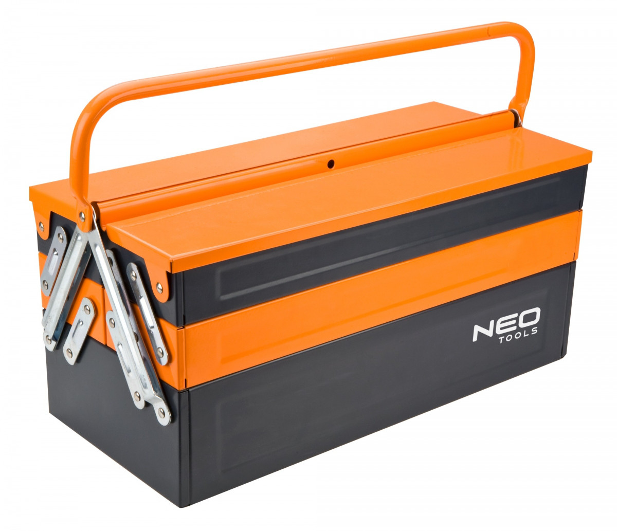 Neo Tools 84-100 Ящик для инструмента, металлический, 455 мм
