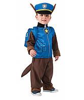 Детский костюм (щенячий патруль) синий на рост 90-110