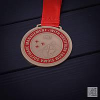 """Медаль """"Sigma"""", фото 1"""