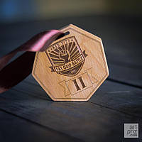 "Медаль Семиугольная ""Red Pit"""