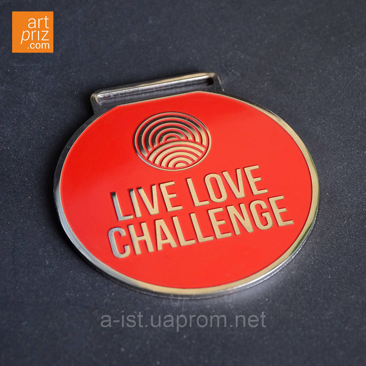 "Медаль ""Live-Love"""