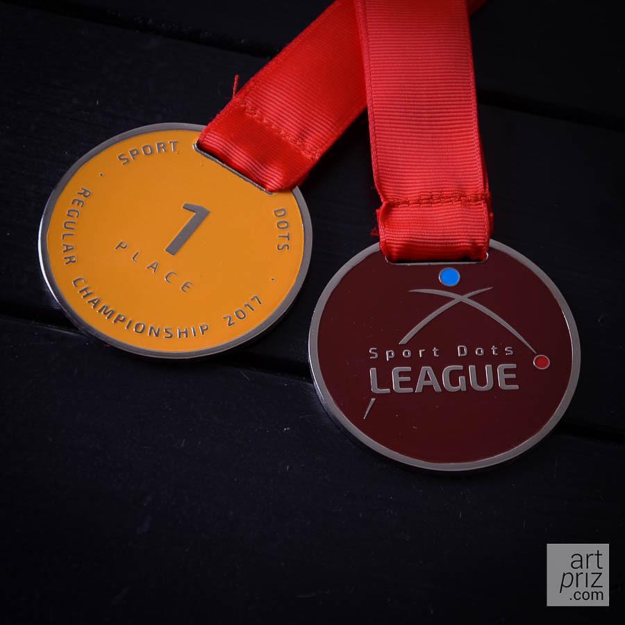 """Медаль """"LEAGUA"""""""
