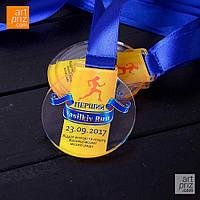 """Медаль"""" Универсальная"""" ,  материал: акриловое стекло, фото 1"""