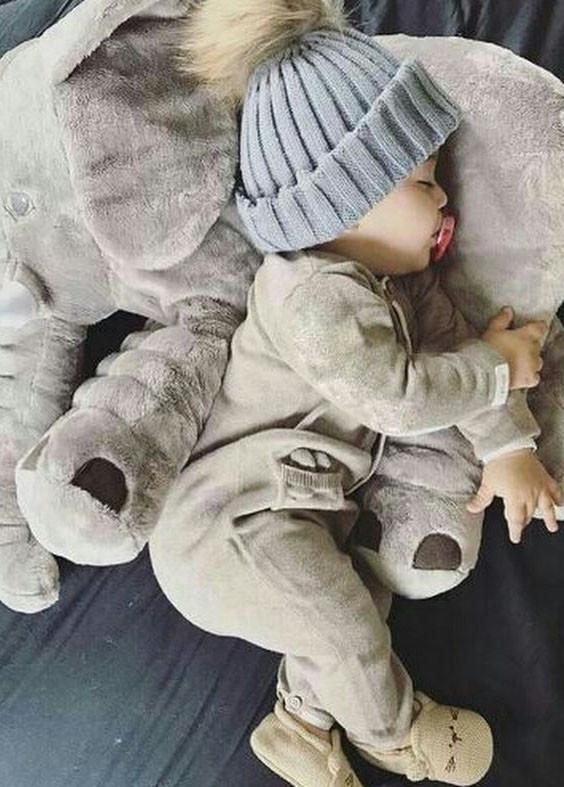 Изображение 2 флисовый комбинезон для новорожденных - Mellina