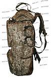 Туристический экпедиционный большой крепкий рюкзак на 90 литров пиксель, фото 3