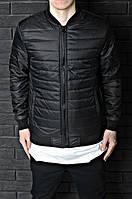 Демисезонная куртка, черная