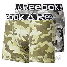 Комплект трусы-боксеры Reebok Cotton Underwear Camo CF2914 - 2018/2