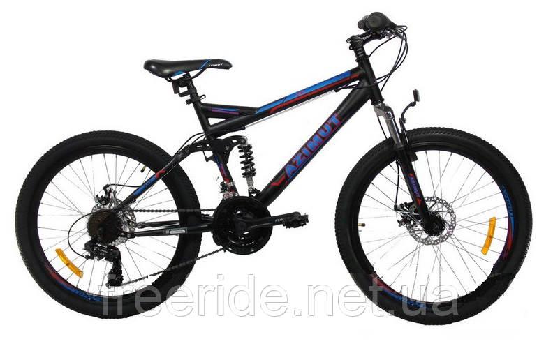 Подростковый Велосипед Azimut Race 24 GD