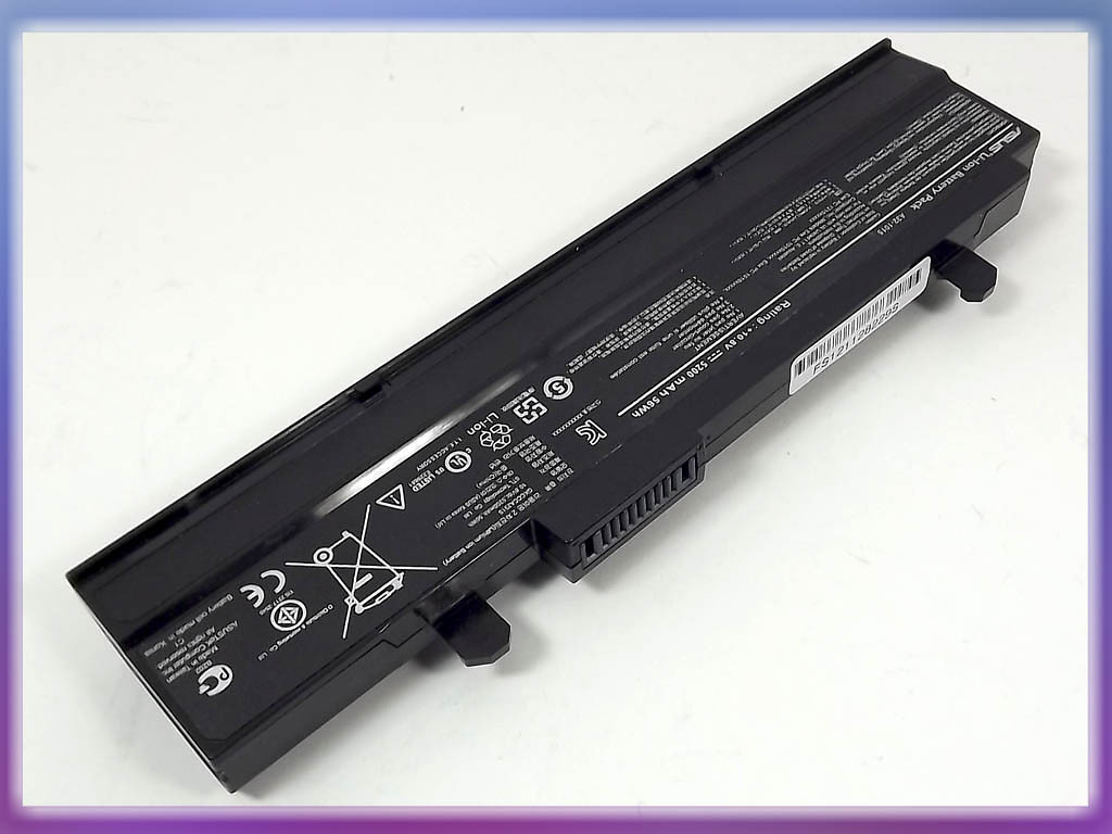 Батарея ASUS A32-1015 Asus EeePC 1215 11.1V 5200mAh Black (Sanyo Cell)