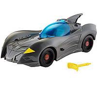 Mattel DC Justice League Action Attack & Trap Batmobile , фото 1