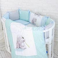 Комплект детского постельного белья Akvarel Одуванчик, фото 1