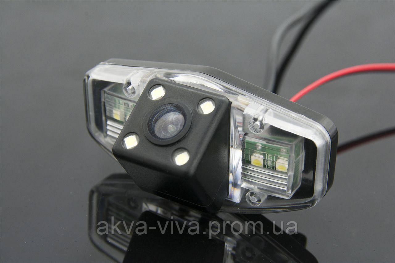 Штатна Камера заднього виду для Honda Accord, Civic, Acura TSX, PC1363.