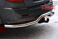"Защита задняя ""волна"" d 60 Союз 96 на Kia Sorento 2002-2006"