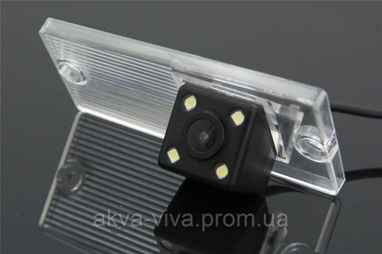 Камера заднего вида штатная для Kia Sportage 2000-2012.