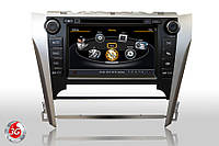 Штатная магнитола Toyota Camry v50 2012