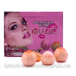 Бальзам для губ Romantic Bear Magic Peach