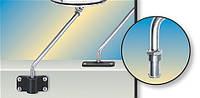 Крепление для круглых грилей Magma к держателю спиннинга