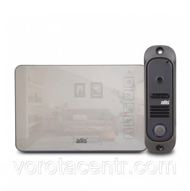Комплект відеодомофона ATIS AD-450M Mirror Kit box