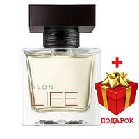 Avon Life for Him 75 ml мужская туалетная вода (Эйвон Лайф)
