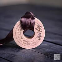 "Медаль ""Karate open-2017"", фото 1"