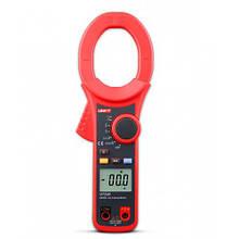 Клещи токоизмерительные UNI-T UT220 (UTM 1220) (AC до 2000А) с функцией мультиметра. Цена с НДС
