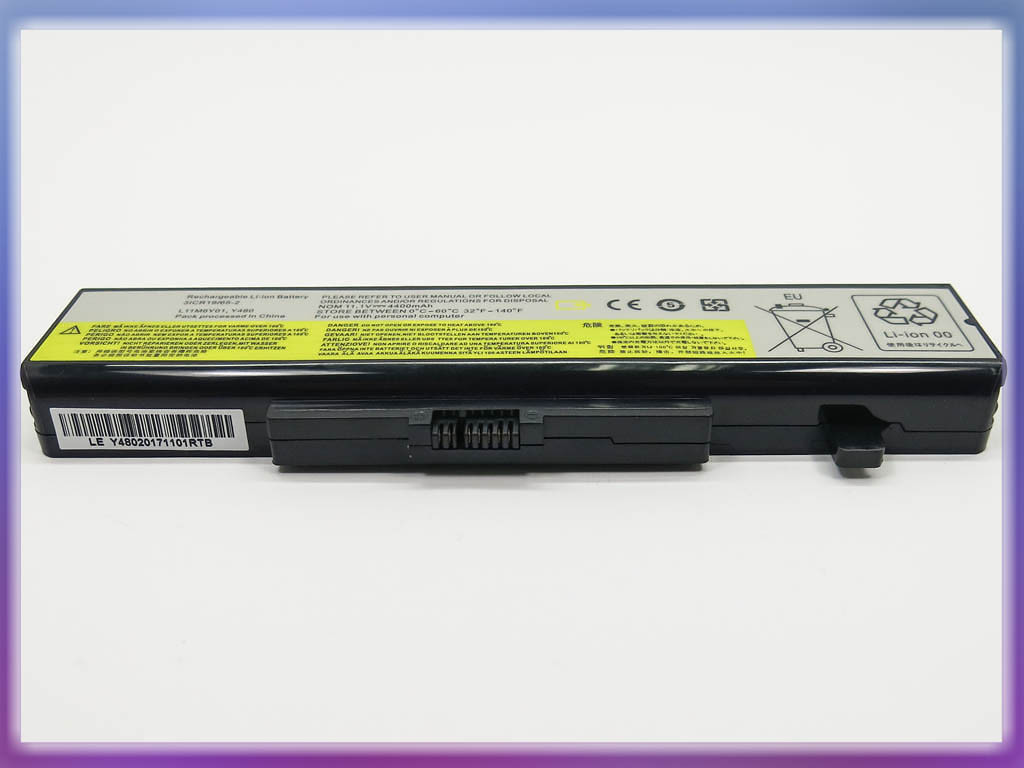 Аккумулятор Lenovo (L11L6Y01) IdeaPad G485 (10.8V 48Wh). Black 2